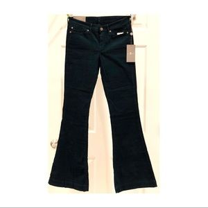 7 For all Mankind corduroy flare